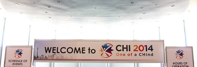 LiDA project at CHI 2014